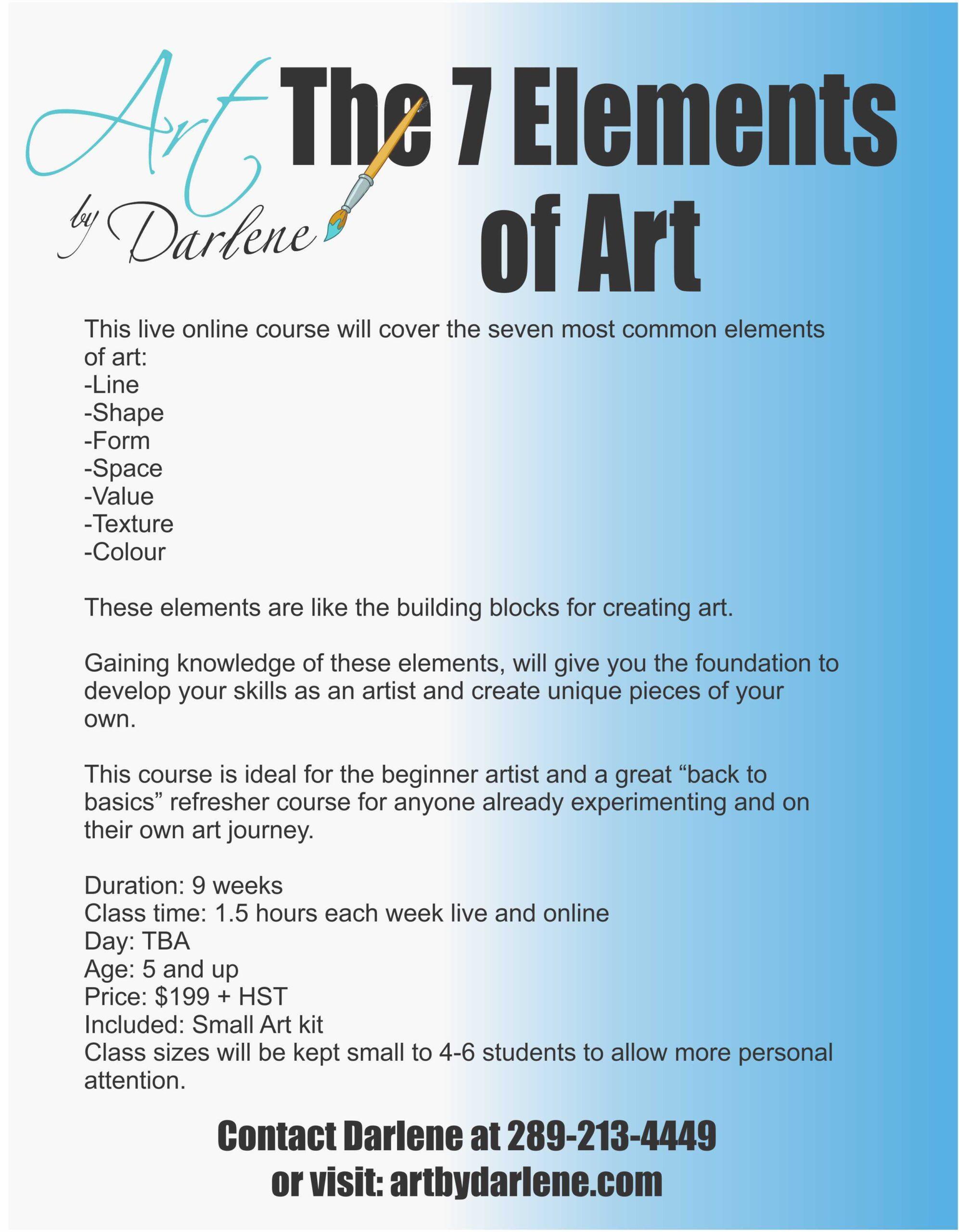 7 Elements Course